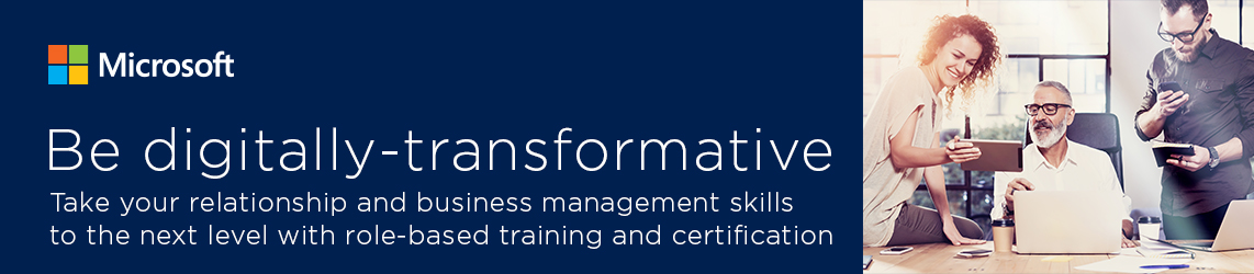 Microsoft Dynamics 365 Training form New Horizons