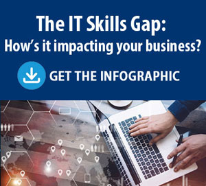 The IT Skills Gap: How's it impacting your business?